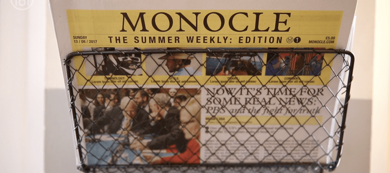 Getting closer by the day | Monocle