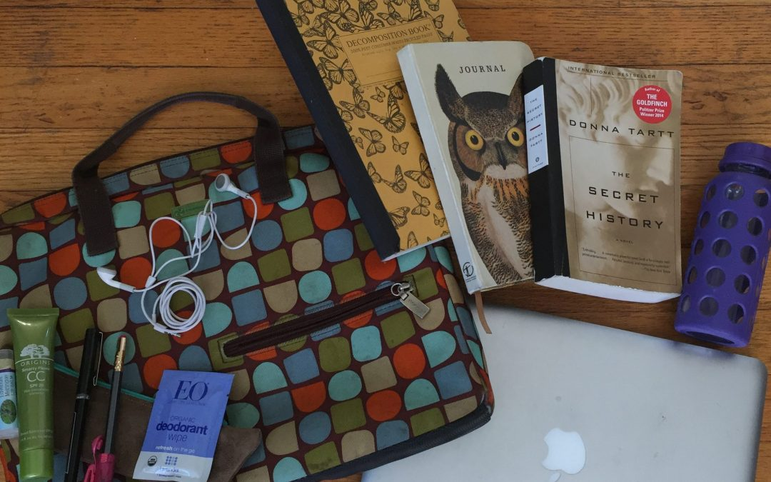 How to Pack Pleasing and Pragmatic Errand Bags