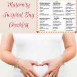 What to Pack in Your Maternity Hospital Bag + Free Printable