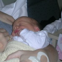My birth stories - Number 1- the mischievous breech one!