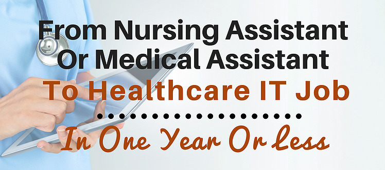 From nursing to Healthcare IT