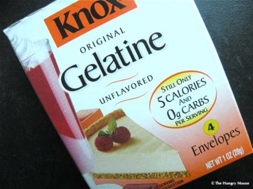 Medium Of Knox Unflavored Gelatin