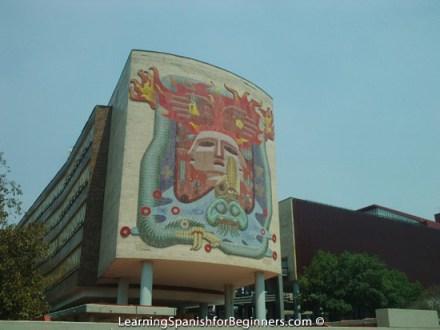 Mexico City - UNAM - Edificio de Rectoria 9.4