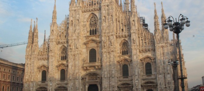 Milano – An Intro to Italy
