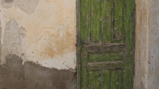 Santorini Door (Photo Post)