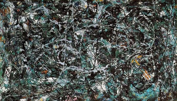 Image result for jackson pollock