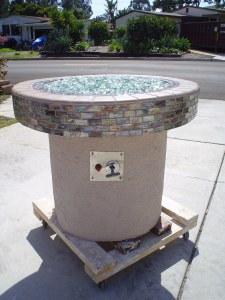 """""""This was the very first fire pit produced by Leasure Concepts"""""""