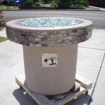 """This was the very first fire pit produced by Leasure Concepts"""
