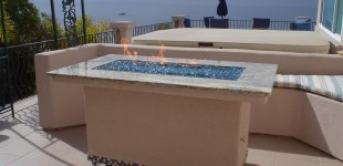 Rectangle Fire Pit