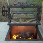 """""""We incorporated stainless steel gas lines within the pit for a quicker start up time."""""""