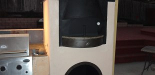 LC Oven Designs Poeric Pizza Oven