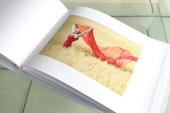leather portfolio for photographers