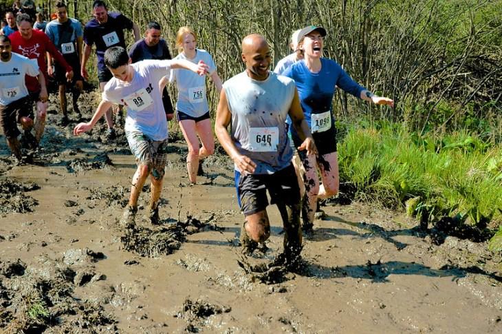 A Splash of Mud, Photo by Tyler Reinke