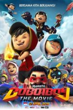 Nonton Movie BoBoiBoy: The Movie Sub Indo