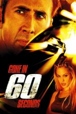 Nonton Movie Gone in Sixty Seconds Sub Indo