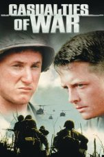 Nonton Movie Casualties of War Sub Indo