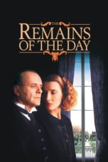 Nonton Movie The Remains of the Day (1993) Sub Indo