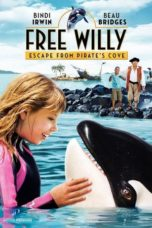 Nonton Movie Free Willy Escape From Pirates Cove (2010) Sub Indo