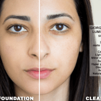 Review: Giorgio Armani Luminous Silk Foundation (Before & After)