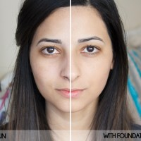 Review: L'Oreal True Match Foundation (Before & After)