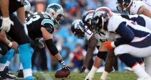 Panthers-Broncos-Line-Scrimmage