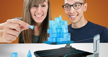 Hoverkraft Tetris 3D