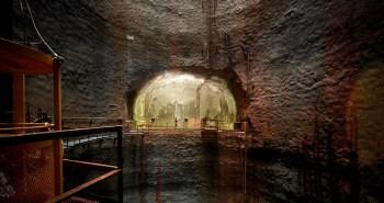 souterrains de Singapour