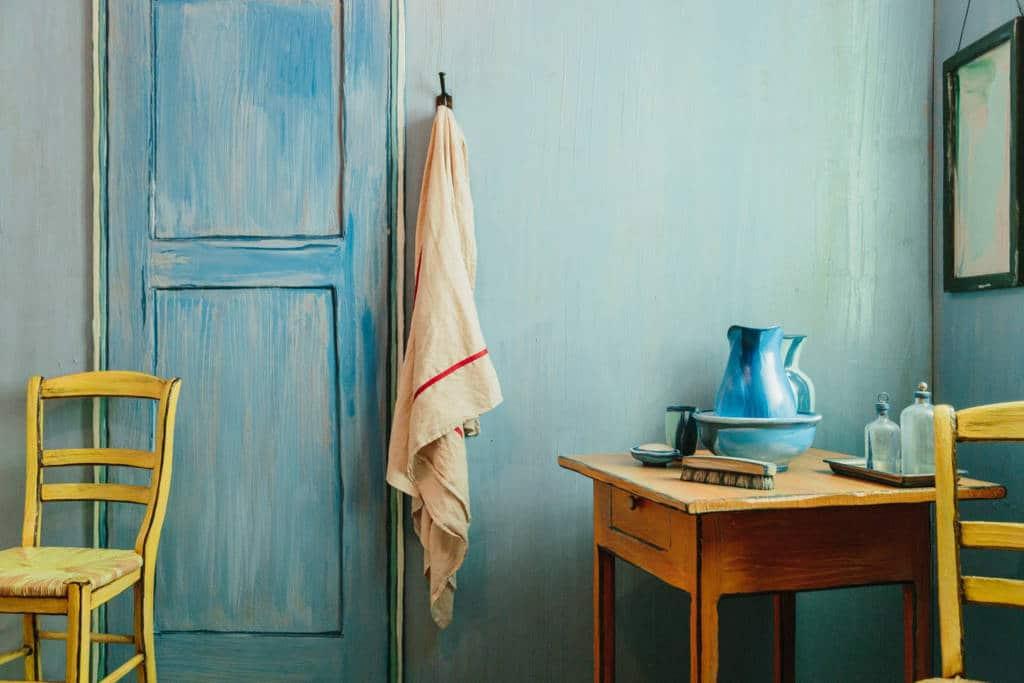 Des idées de design chambre jaune van gogh : La chambre de Van Gogh ...