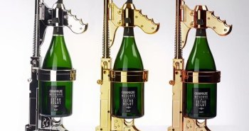 pistolet à champagne Extra-Night Jeremy Touitou