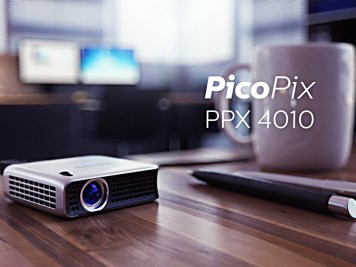 projecteur PicoPix PPX4010 Philips 2