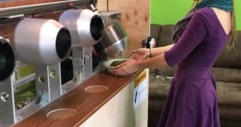 robots cuisiniers MIT Spyce Kitchen