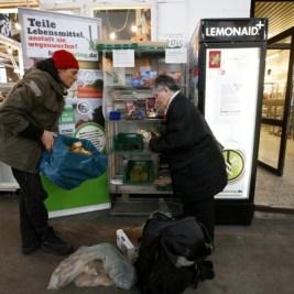 Street Eats réfrigérateurs urbains