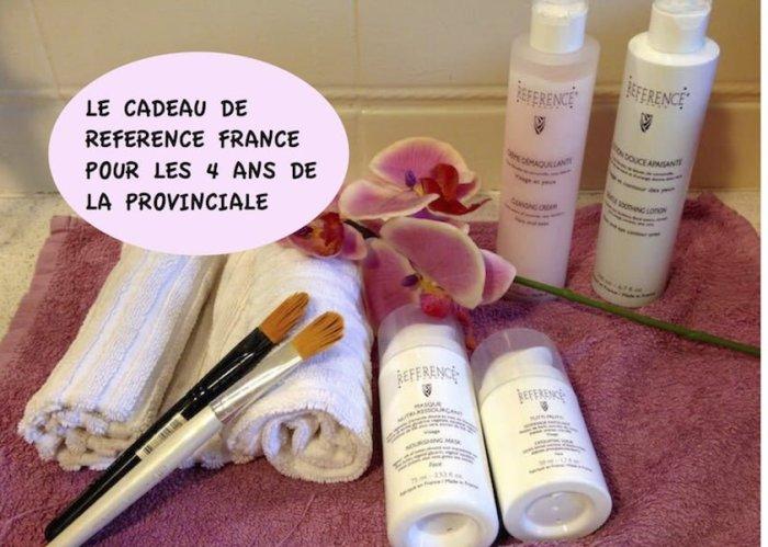 Concours anniversaire Reference France -la provinciale