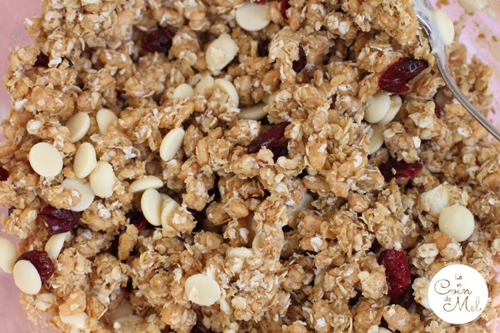 cereal bars mix