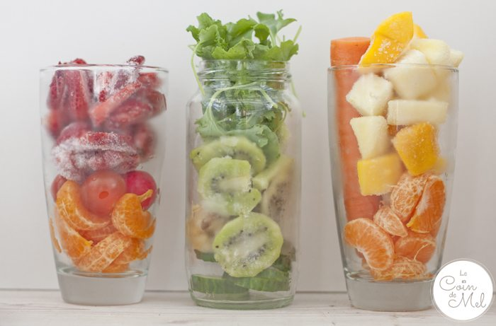 Trio of Smoothies: Get a Vitamin Boost & Keep Germs at Bay