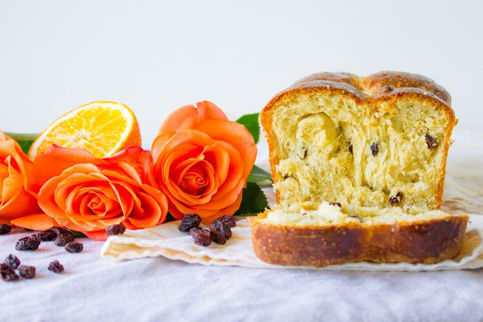 Feature my Food Friday: Introducing Beeta & her Cinnamon Orange Raisin Brioche