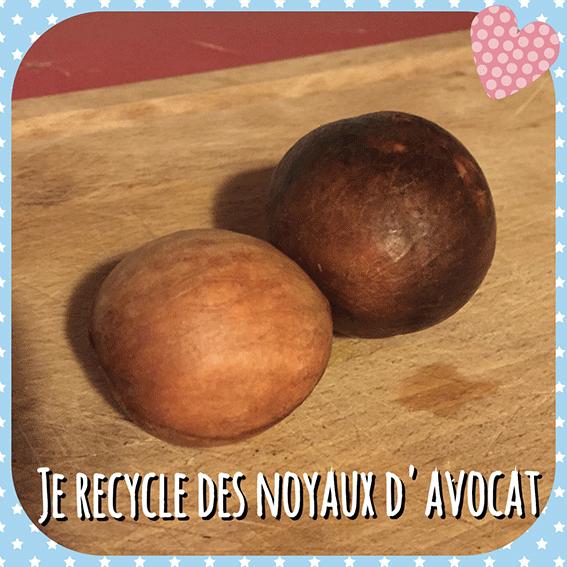 Mon Defi Bio 5 Je Recycle Des Noyaux D Avocat Le Corps La