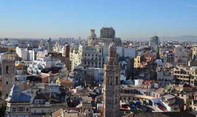 23% des logements à vendre se trouvent dans la région de Valence