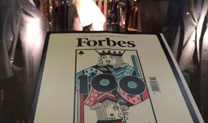 Forbes - 100 fortunes espagnoles
