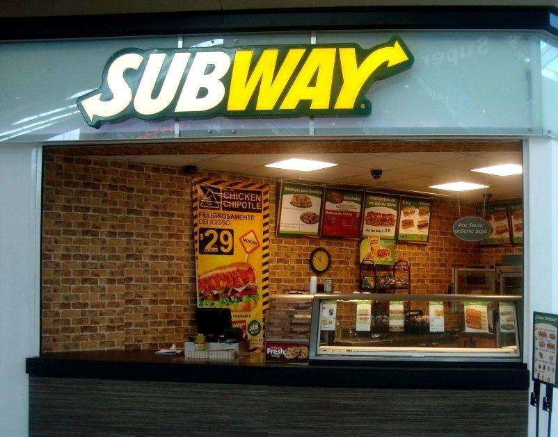 Franchise Subway au Mexique