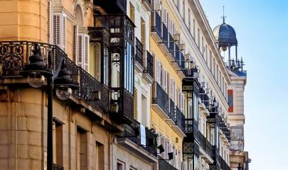 madrid immobilier courrier