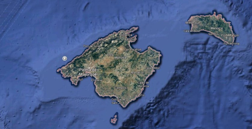 balearics maps