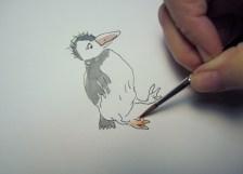 Draw a Puffling 1