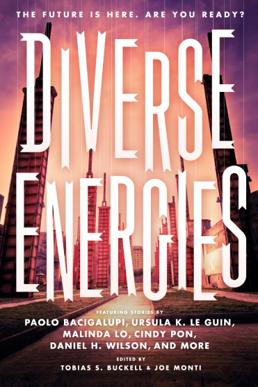 Diverse Energies Cover