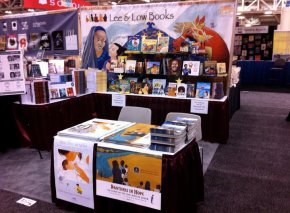 Lee & Low at ALA