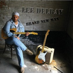 Lee Delray Brand New Man CD Cover