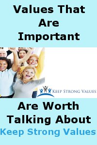 Keep Strong Values