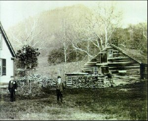 My old home-The Harmonyville Grist Mill