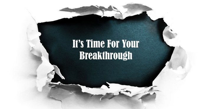 Jehovah Perazim Your Break Through