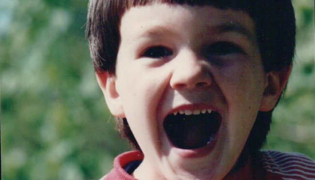 Happy Birthday, Matthew Johndrow